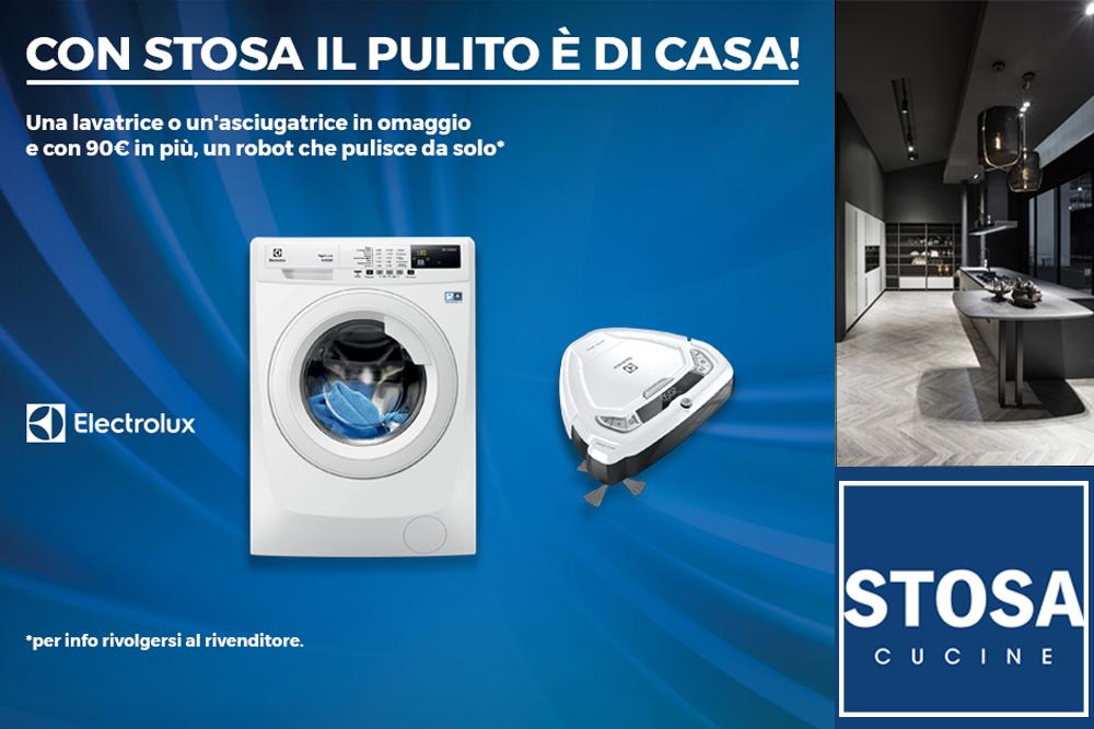 Con Stosa Lavatrice o Asciugatrice omaggio - Interior Design Napoli ...
