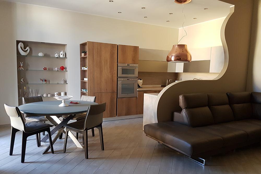 Claudio e anna interior design napoli progetto casa id - Interior design napoli ...